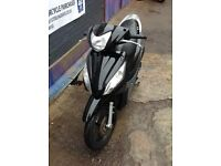 LOW MILEAGE HONDA VISION FOR SALE LOW MILEAGE JUST HAD A SERVICE - STERLING