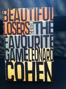 Leonard Cohen The Novels - 1st. Edition