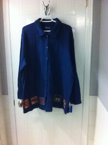 Brand New Penningtons PS Casual Ladies Top Size 1X
