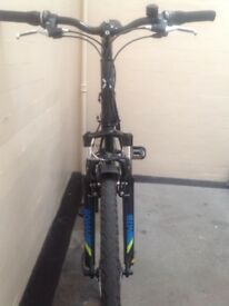 A pretty decent mountain bike