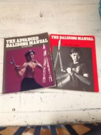 Balisong Manuals Volume 1 And 2