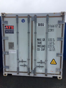 20' Refrigerated container (Reefer)