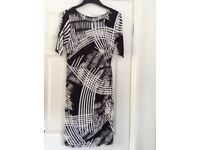 Betty Barclay soft jersey t-shirt type dress
