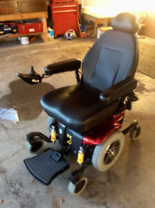 Pride Electric Wheelchair