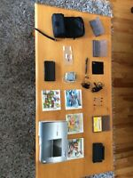 Nintendo 3ds + accessories