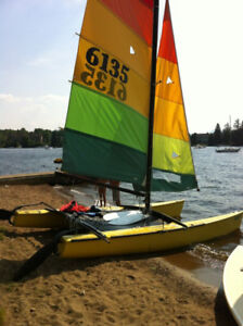 Catamaran Hobie Cat 18