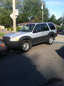 2003 Ford Explorer Sport Coupe (2 door)
