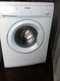 Tidy. Bush. Washing Machine