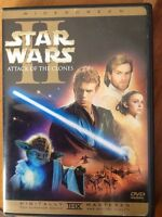 Star Wars dvd. Number 2 and 3.
