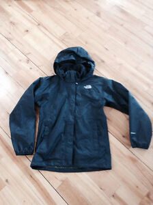 Manteau imperméable The North Face comme neuf!