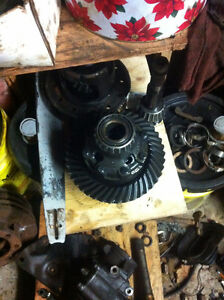 Dana 60 and 44 Detroit lockers 4x4 for sale