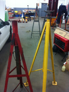 Hoist/Automotive Lift Safety Stands