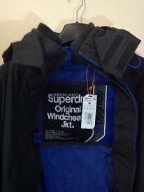 SUPERDRY ORIGINAL WINDCHEATER Jacket