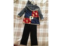 Knight Outfit 3-4yrs