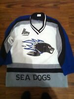 Sea Dogs jersey