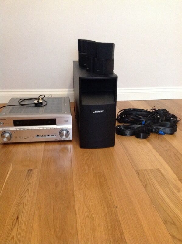 BOSE ACOUSTIMASS 15 lll HOME ENTERTAINMENT SYSTEM