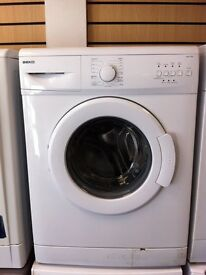 Beko white Washing Machine A+