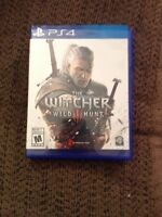 Looking to trade witcher 3