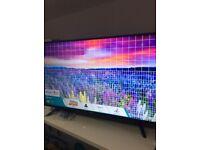 """Hisense 50"""" 4K Tv"""