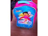 Dora the explora suitcase