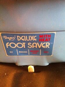 Daizy Delux Foot Saver With Heat. Sarnia Sarnia Area image 3