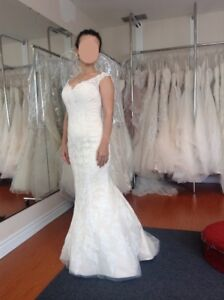 $500 (or best offer) Wedding Dress by Mori Lee (5316 ML STOCK)