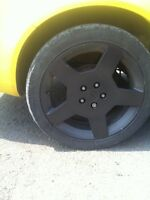 Today only 120 cobalt 18 inch rims full set of 4