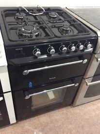 Rangemaster KCH60NGFLB Gas Cooker