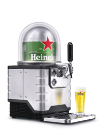 New Blade Heineken Starter Pack, comes with 2x 8L Kegs