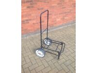 Fishing Tackle Trolley, Foldaway, Lightweight
