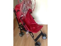 MOTHERCARE stroller / pushchair with raincover. Good condition!