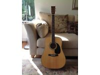 Stagg Full Size Acoustic 6 Metal String Guitar £50