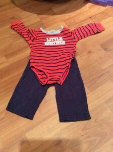 Lot de vêtements 6 mois pour garçon