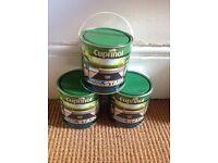 Cuprinol Decking stain - Urban Slate - 3 X 2.5L cans