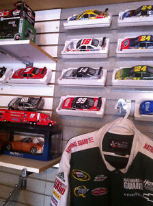 Nascar collectables store Peterborough Peterborough Area image 3