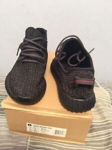 Yeezy Boost 350 Pirate Black Best Unauthorized Authentic