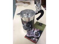Brand new Stovetop espresso coffee maker