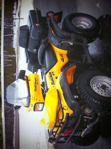 Used 1999 Honda TRX450, Foreman