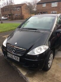 Mercedes benze A160 automatic diesel 2006