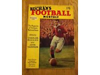 Charles Buchan Football Monthly issue 1 September 1951