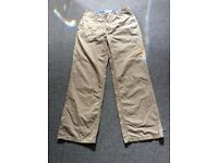 Fat face chinos fawn worn once