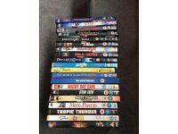 20 Mixed DVD's £1ea
