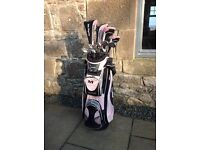 LADIES BEN SAYERS M7 GOLF SET