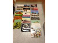 35 Various LP Records