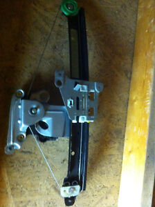 volvo S60 window regulator Right rear OEM