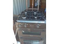 Hotpoint electric fan assisted oven & Hotpoint gas hob only used for 6 months