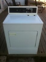 KENMORE heavy duty/extra capacity dryer