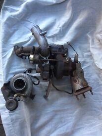 S13 200sx ca18det turbos spares £75