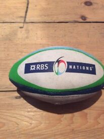 Mini Rugby Ball 6 Nations
