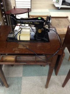 Singer/Kenmore Sewing machines.